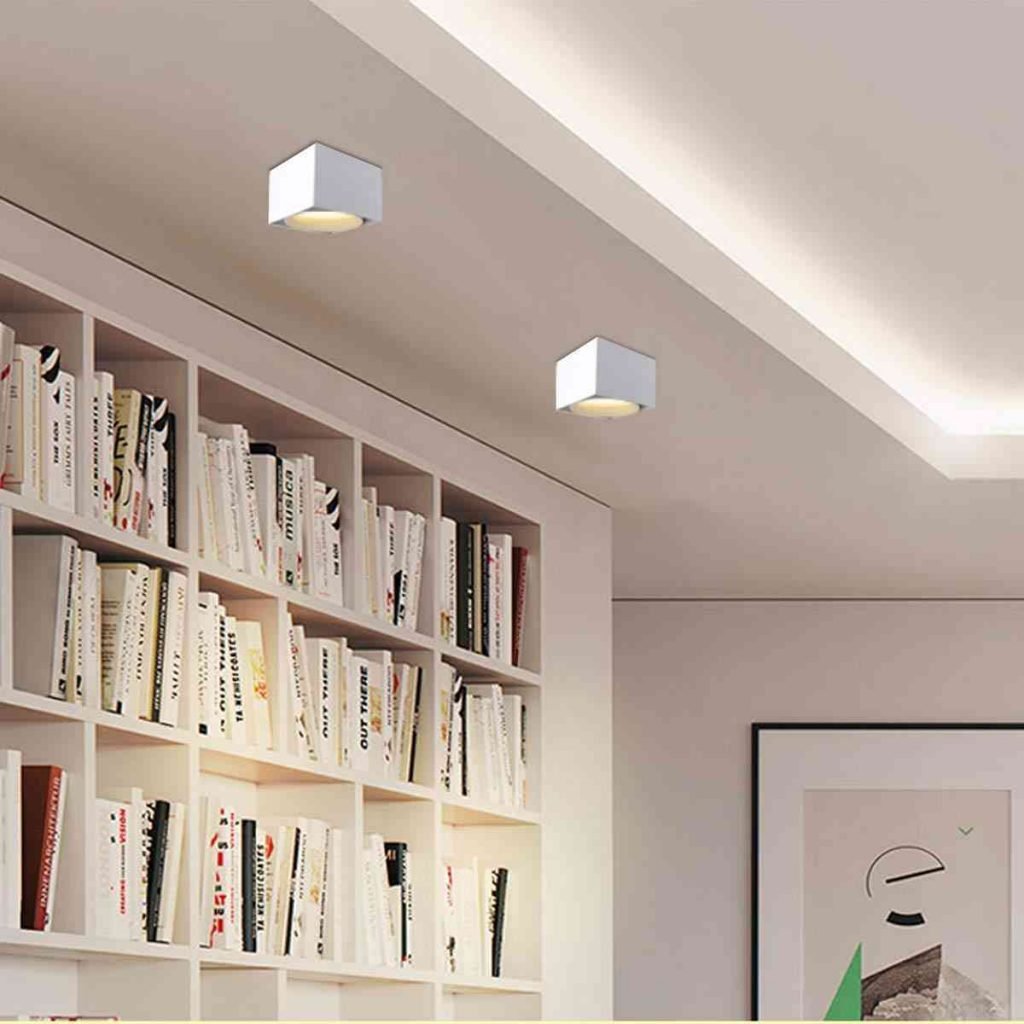 Faretto a soffitto Spot light Dr.lazy 10W LED